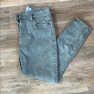 🌿 LOFT | Modern High Waist Skinny Ankle Jeans
